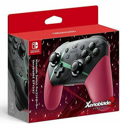 Mando Nintendo Switch Pro Controller Xenoblade 2. Nuevo en Caja. Envio 48/72...