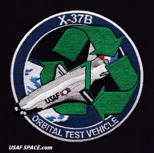 OTV FL-1 - X-37B ORBITAL TEST VEHICLE ATLAS V USAF DOD SPACE PLANE Launch PATCH