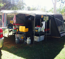Campertrailer for sale Alice Springs Alice Springs Area Preview