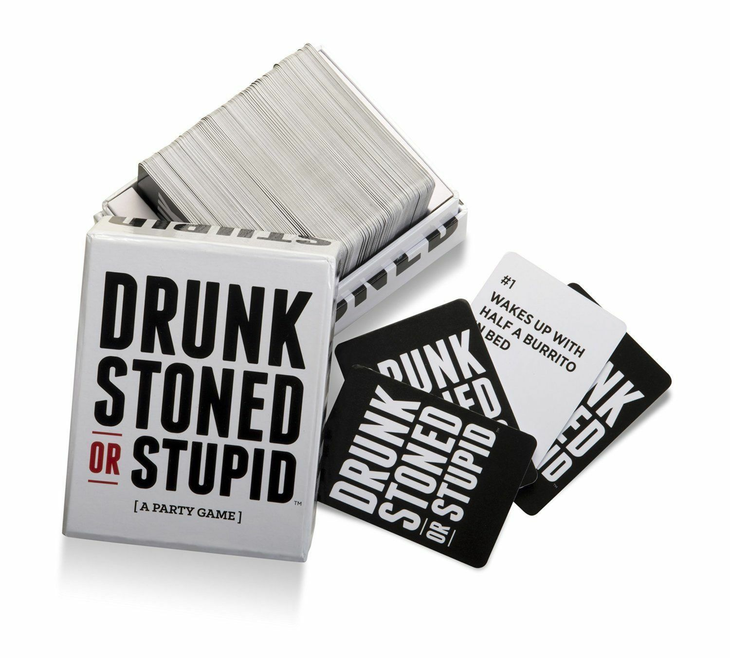 Drunk Stoned Or Stupid Party Game