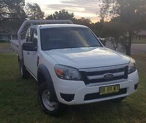 2010 Ford Ranger Ute Muswellbrook Muswellbrook Area Preview