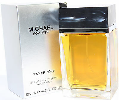 Michael Kors By Michael Kors 4.2 Oz Edt Spray For Men In Box
