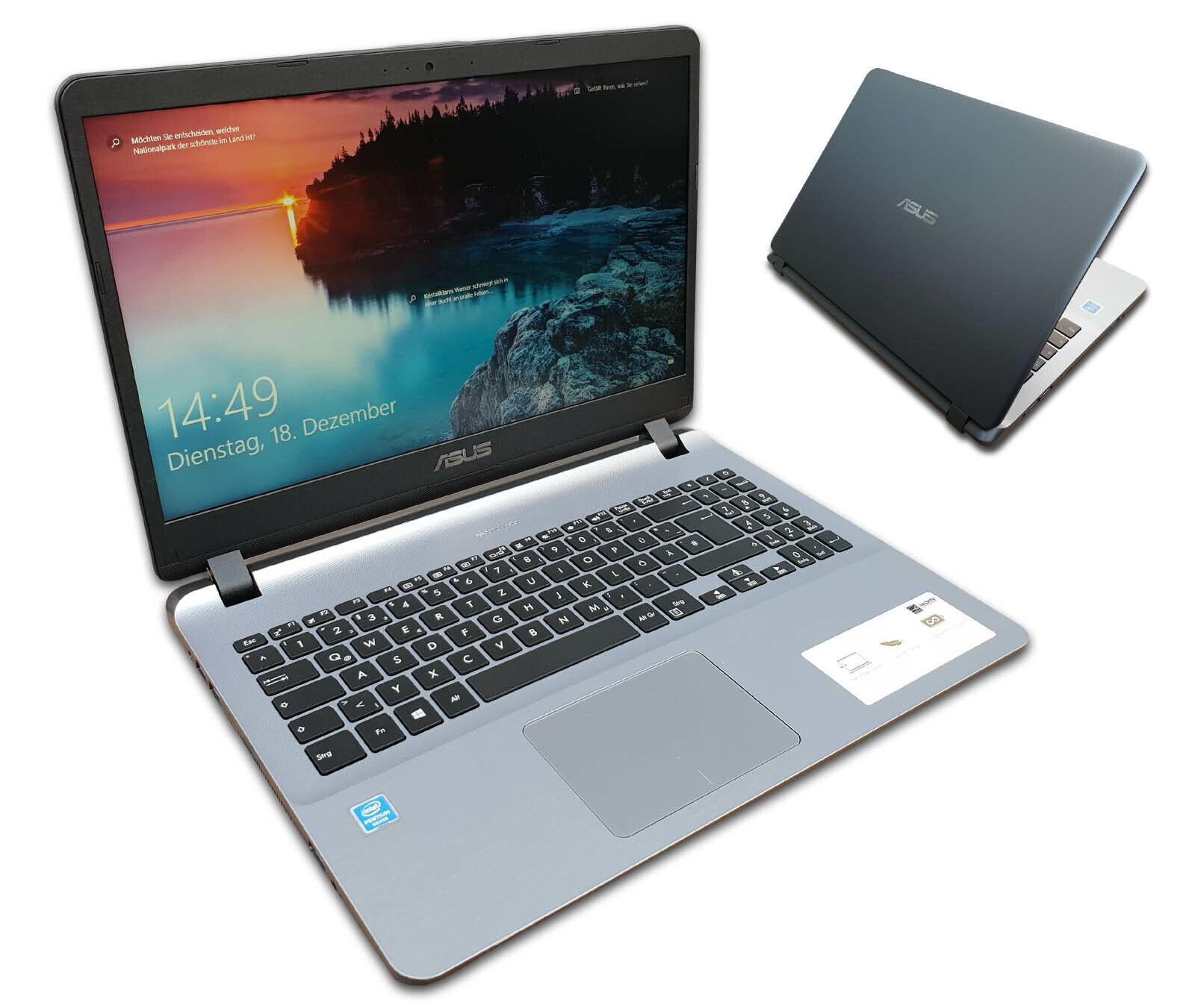 ASUS F705 Notebook 17 Zoll HD+ Quad Core 4 x 2,7GHz 8GB 512GB SSD Win10