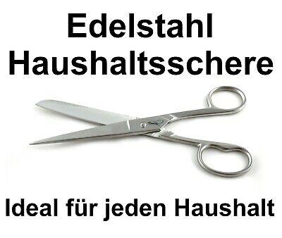 20,3 cm - 8 Zoll Haushaltsschere Edelstahl Bastelschere Küchenschere Stoffschere