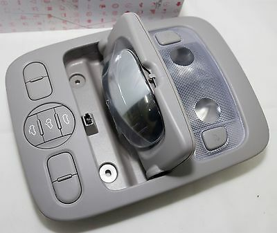 Grey Overhead console Room Lamp for Sunroof for Kia Sedona Carnival 2006 2012