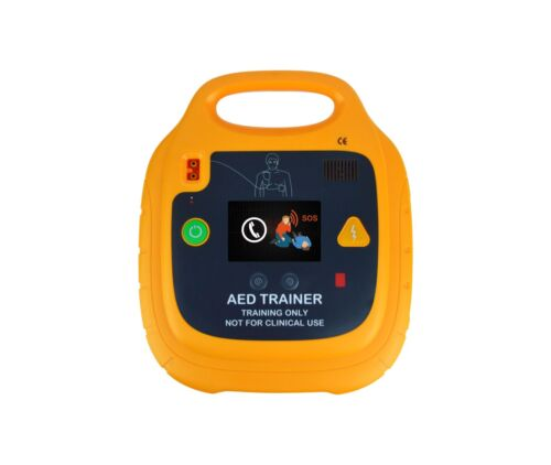 Spanish or English AED Trainer by WAP