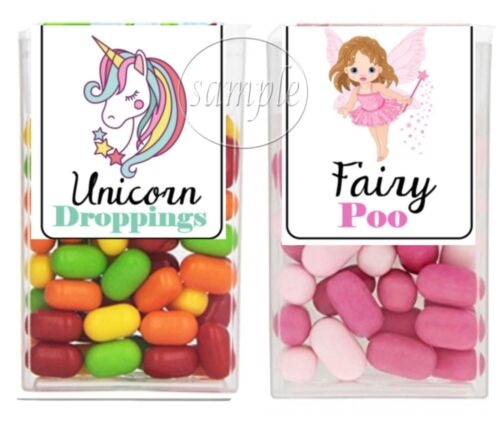 Christmas Stocking Stuffers Unicorn Fairy Poo Party Favors S