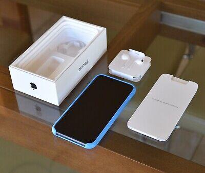 Apple iPhone 11 (Black) 64GB Verizon Unlocked with Silicone Case (Surf Blue)