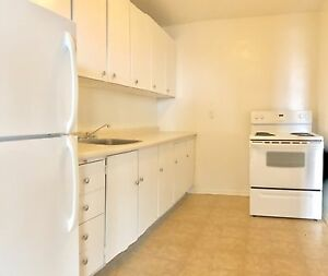 Bright and Spacious- 1 Bedroom Apartment Available