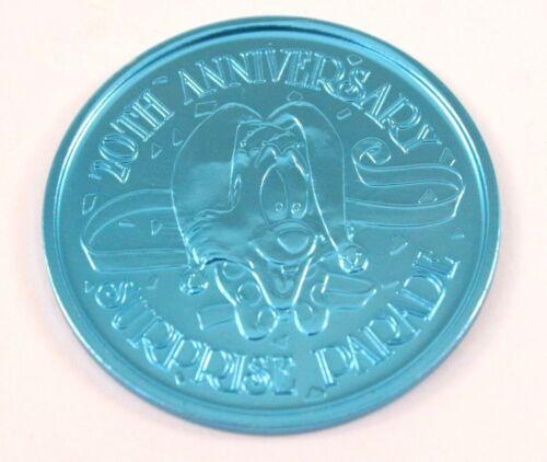 Walt Disney World WDW 20th Anniversary Surprise Parade Coin Token Medallion VGC!