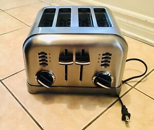 Grille pain Cuisinart 4 Tranches