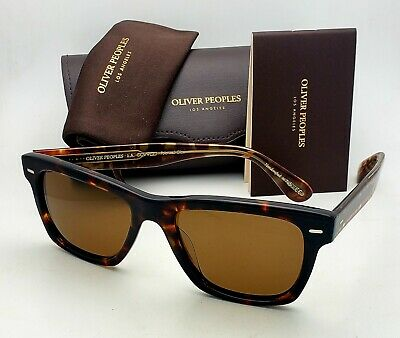 New OLIVER PEOPLES Sunglasses OLIVER SUN OV 5393SU 165457 DM2 Wayfarer Frames