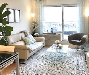 SOFA Maison Corbeil couch / Fauteuil NEGO