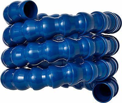 1 5 Long Coil Of 34 Blue Loc-line Usa Original Modular Hose System 69539