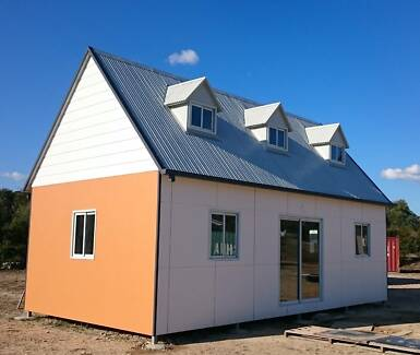 Granny Flat Cape Cod 3 Bedroom Kit Home The Rosemei, Compact Home Hoppers Crossing Wyndham Area Preview