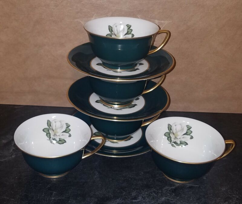 ARCADIAN WINDSOR LOT OF 5 CUP CUP