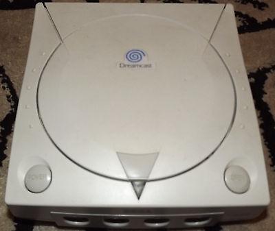 Sega Dreamcast White Console - Multi Region BIOS