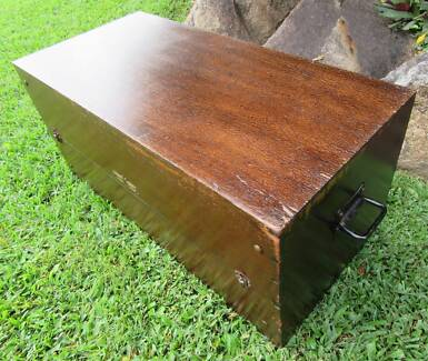Antique Military Campaign Table