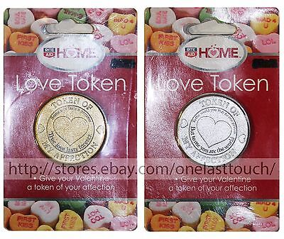 Rite Aid Home  Valentines Day Message Love Token Of Affection Gift  You Choose