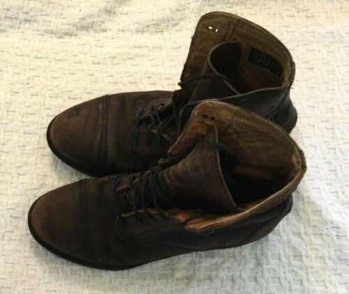 Ariat Leather Paddock Boots Women's Size 8