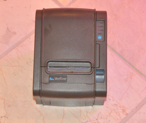 Verifone RP-300 Thermal ReceiptPrinter Used No Cords RP300