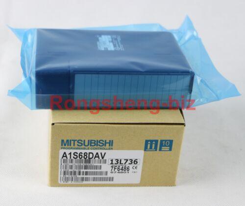 Brand New Mitsubishi A1s68dav A1s6 8dav D/a Digital-analogue Converter Module