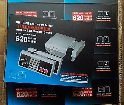 Nes Classic Edition Mini Game Console With 620 Games Free Us Shipping