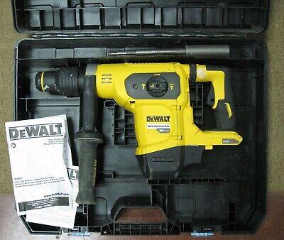 Dewalt Dch481 60v Max 1-916 Cordless Sds-plus Combo Rotary Hammer Drill Bit