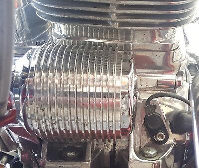 Harley Davidson Oil Cooler Billet Twincam Softail Deluxe 105TH Anniversary BINow Harley Davidson Billet