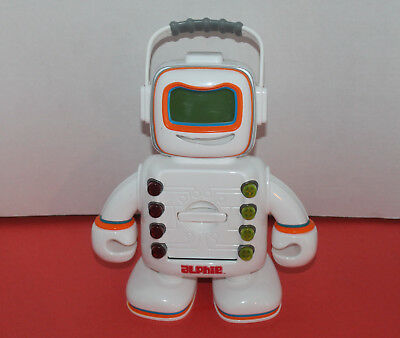 Hasbro 2009 Electronic Alphie with Cards