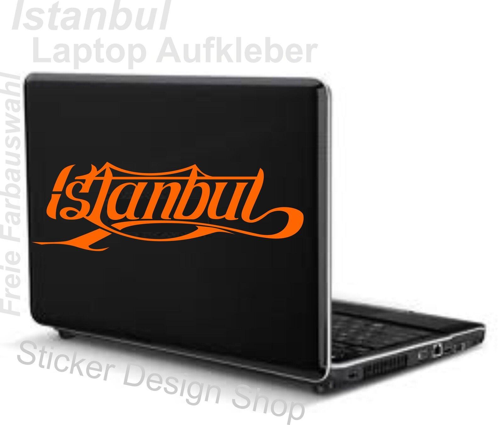 Istanbul Auto Aufkleber Sticker Wandtattoo Laptop Türkei ...