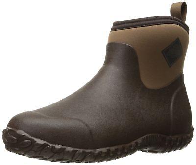 Muck Boot Men's Muckster II Ankle Work Shoe Black/Otter 12 D(M) US