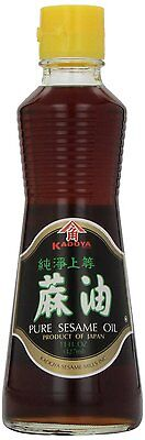 KADOYA JAPAN PURE SESAME SEED OIL 11 oz - Free Priority Shipping