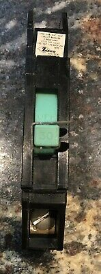 Zinsco Magnetrip 1p 30a Type T With Switch Tie For Dp 30 Amp Breaker Tested