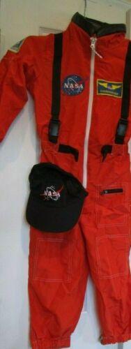 Pottery Barn Kids Halloween Junior astronaut costume size 6 - 8 New wo tag