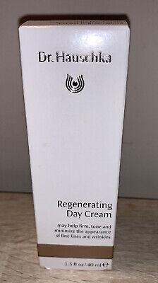 Dr. Hauschka Regenerating Day Cream 1.3 fl oz Exp.2/2021 Or Better BRAND