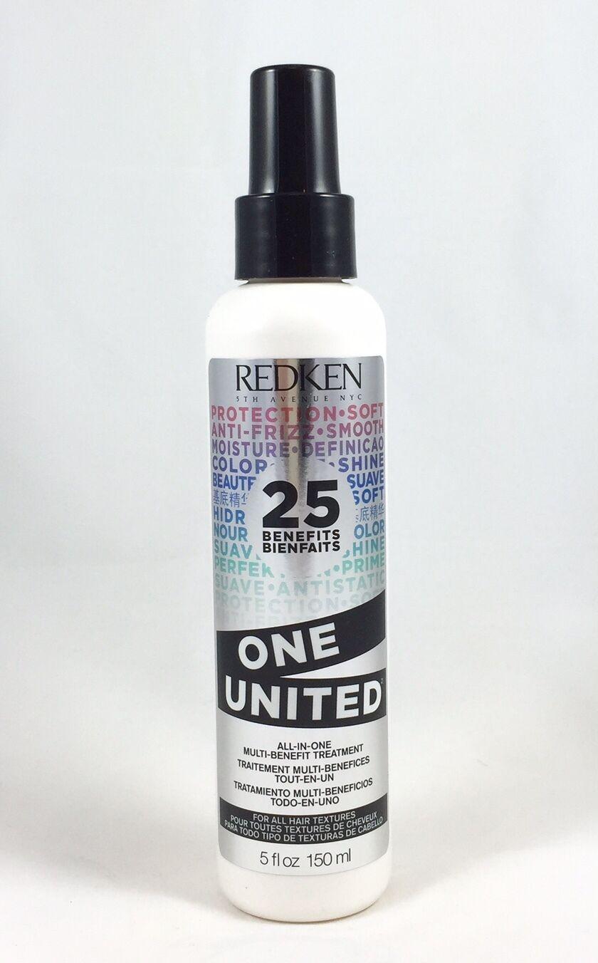 Redken One United 25 Benefits Multi-benefit Hair Treatment S