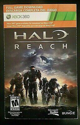 Halo Reach Xbox 360 - Digital Download - Read Description, usado comprar usado  Enviando para Brazil