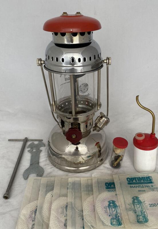 Optimus 1200 Military Lantern Lamp. Radius Primus. Rare Old.