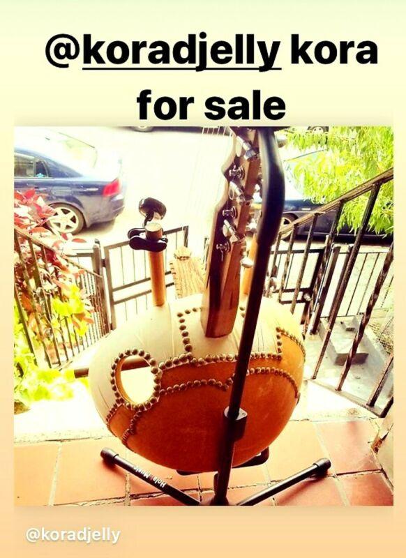 Kora musical instrument
