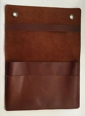Leather Hanging File Organizer By Loumidec 15 X 11