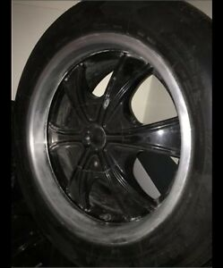Mags with tires 225/60R18