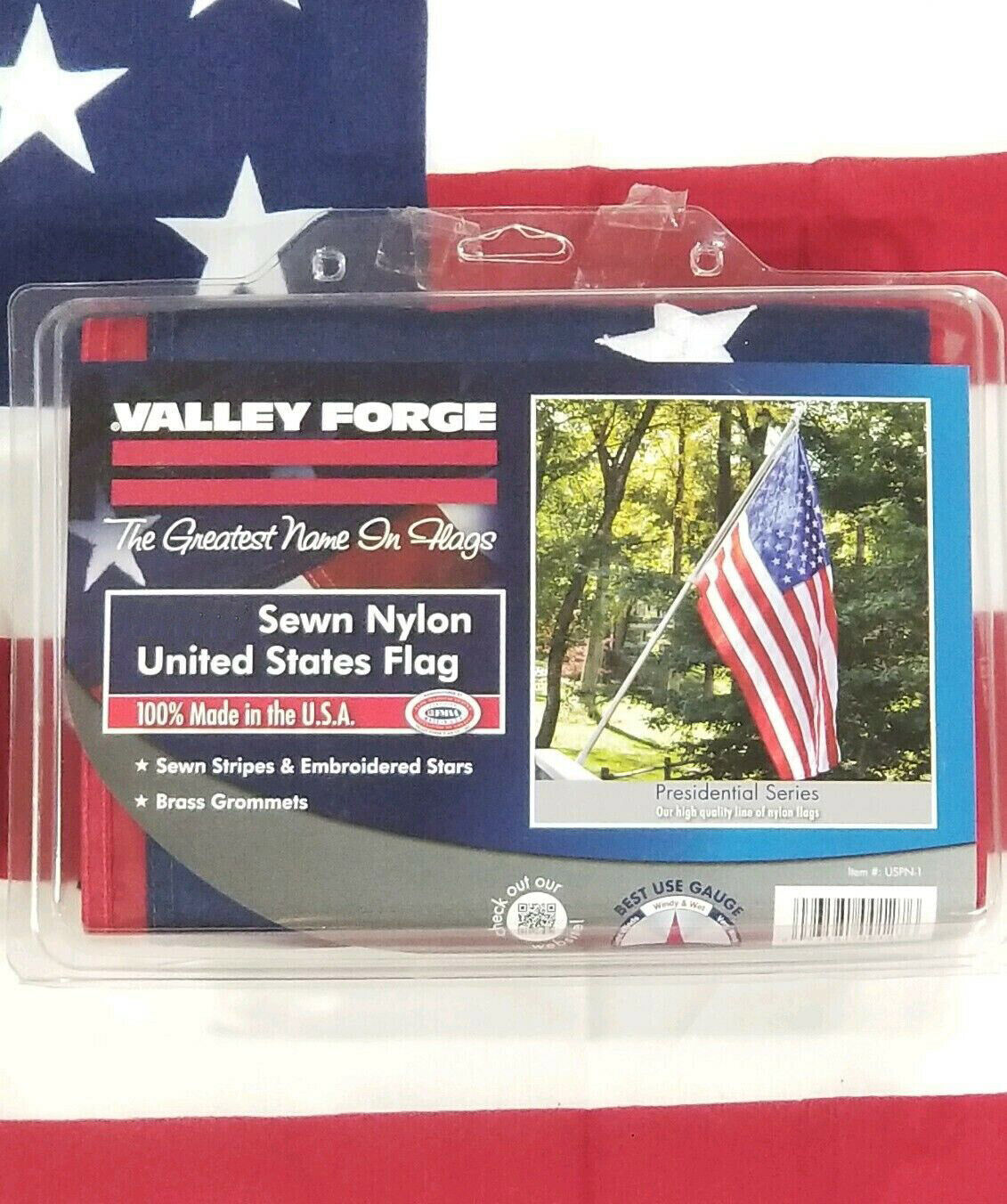 usa flag 4 x6 weather resistant 100