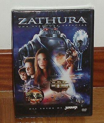 ZATHURA - UNA ADVENTURE SPACE - DVD - NEW - SEALED - AVENTURAS -FANTASY