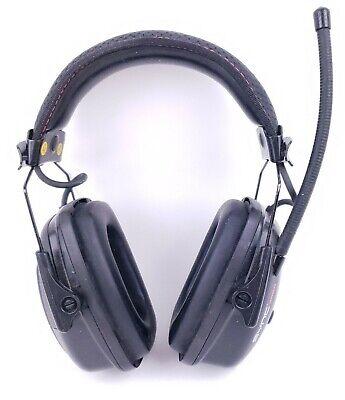 Howard Leight By Honeywell Sync Digital Amfm Radio Earmuff 1030331 Black