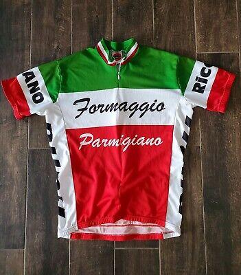 MEN'S WORLD JERSEYS CYCLING JERSEY  FORMAGGIO ITALIA -