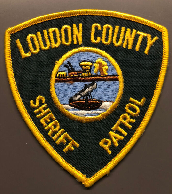 Loudon County Tennessee Sheriff Patch