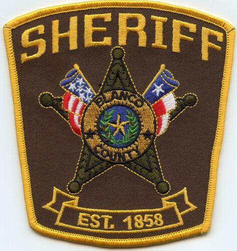 BLANCO COUNTY TEXAS TX SHERIFF POLICE PATCH