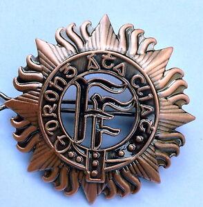 Irish Republican Army  DUBLIN Brigade Cap Badge 1913-1922