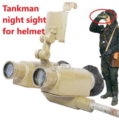 USSR Tankman Forces Night sight vision Helmet upgrade Soviet Cap WOT